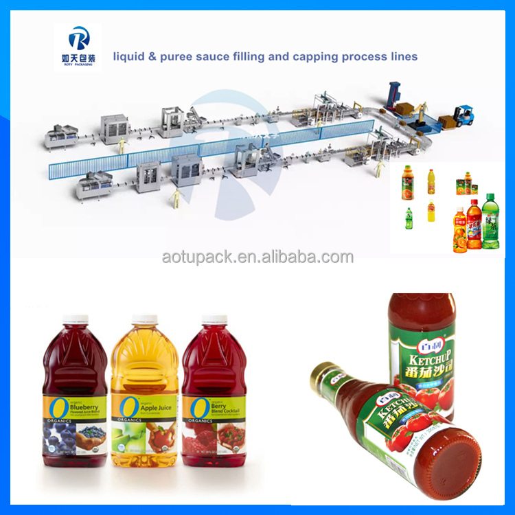 Automatic Edible Oil Filling Machine/Olive Oil Production Line