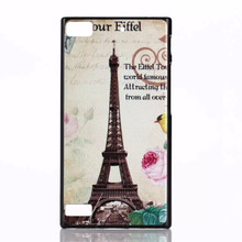 New Fashion Mobile Phone Protect Painted Pattern PC Cover Case For Blackberry Z3
