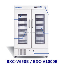 BIOBASE MINI Blood Bank Refrigerator (Economic Type) 250L BXC-V250B medical equipment blood storage refrigerator
