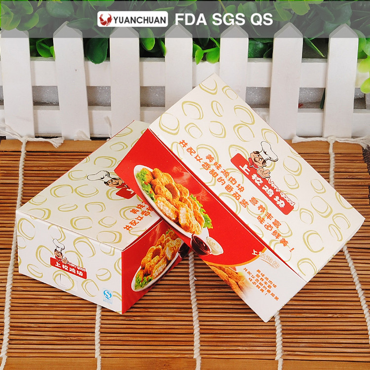 Wholesale chicken packing box Chicken wing box