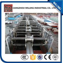roof/wall panel rolling pipe bending machine