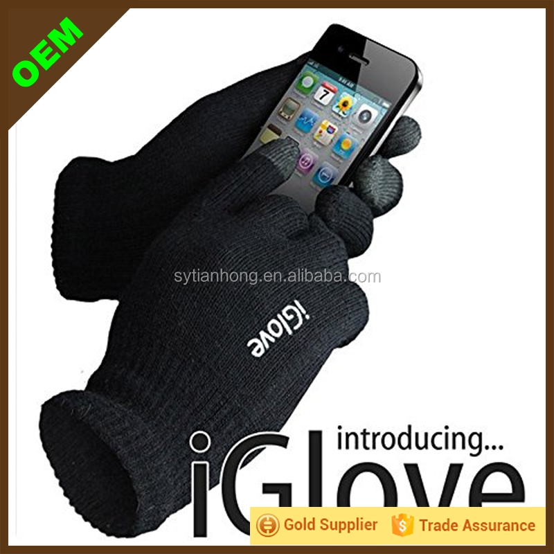 Christmas gift touch screen glove iglove for mobile phone