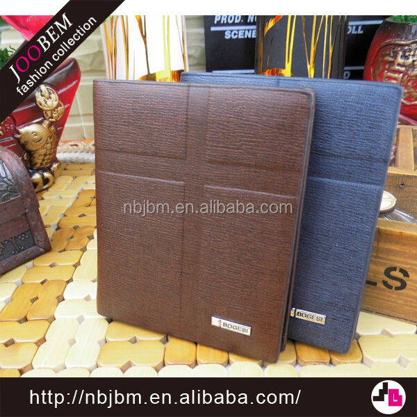 2014 High Quality New Design Designed Leather Wallet