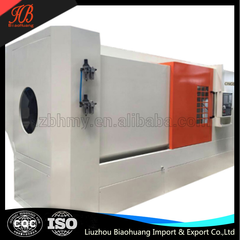 High accuracy CNC Pipe threading machine for hot sale