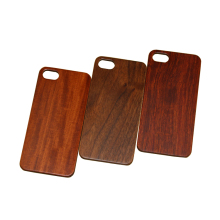 2017 Thin Luxury Laser Engraved Bamboo Wood phone Cases Manufacturer