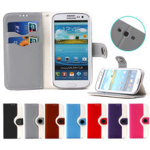 Hybird color leather case for samsung galaxy s3 i3900,for samsung galaxy s3 case