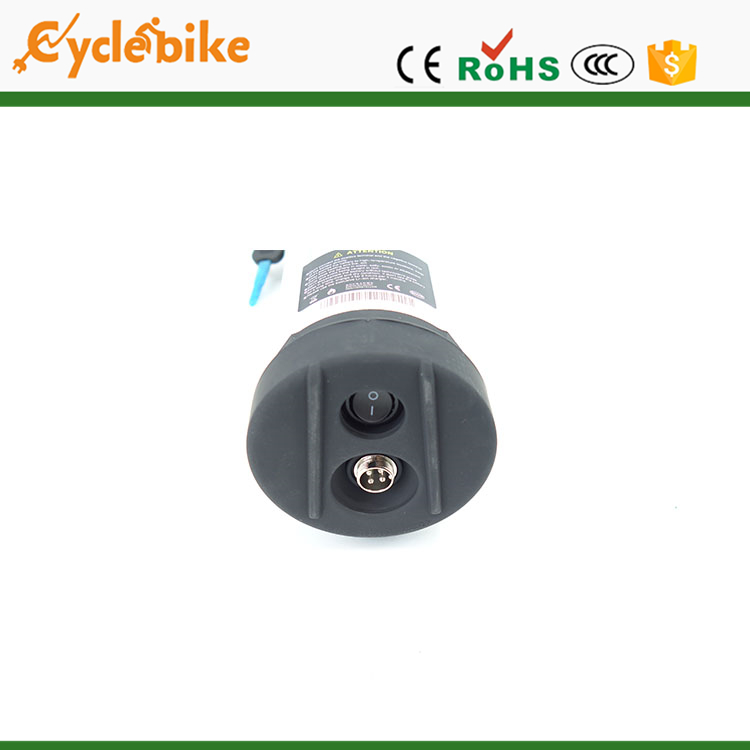 New design li-ion 36v battery pack for ebike with cotroller box with great price