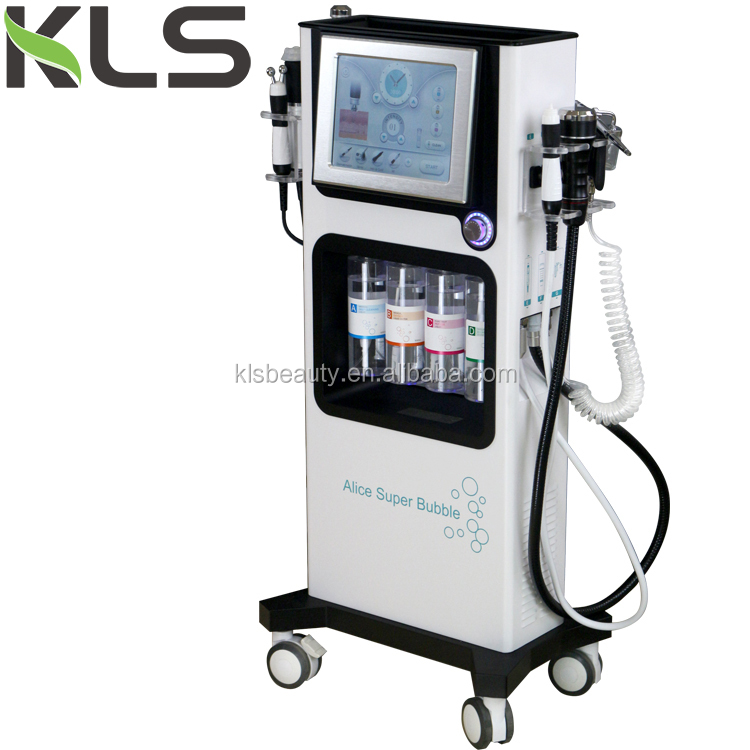 Multifunctional Beauty Machine For Water Dermabrasion Oxygen Infusion Ultrasonic
