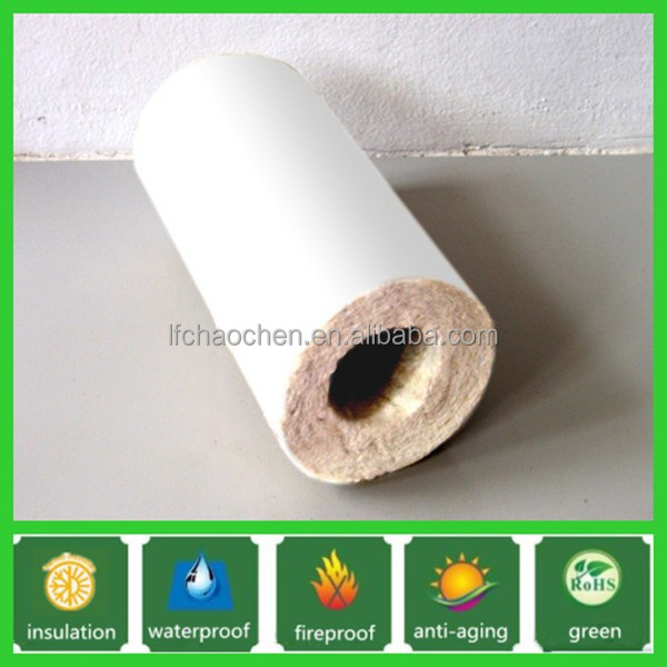 aluminum silicate fiber pipe for petrochemical industry pipeline