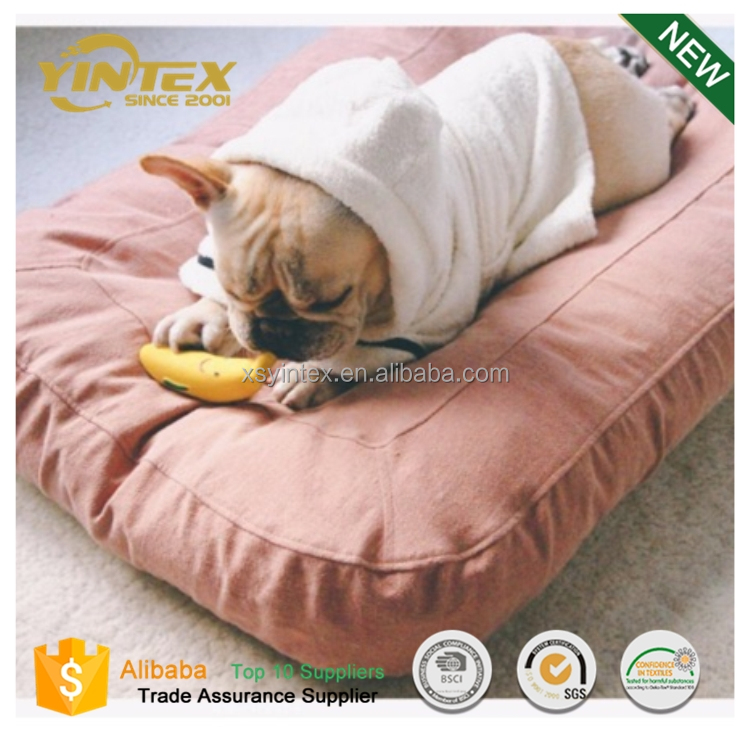 supersoft comfortable pet washable dog bed mat house kennel