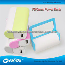 New design portable power bank & mobile phone battery charger