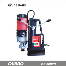 OB-38RTC electric tool Magnetic tapping and drilling machine for sale