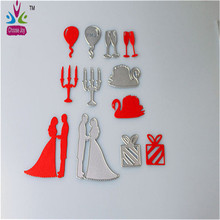 Paper craft dies 2016 Yiwu wholesale classical dies cutting for scrapbooking