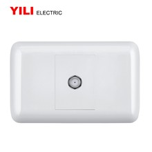 YL electric American standard TV television wall socket outlet