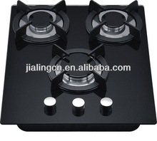 ceramic glass gas cooktop