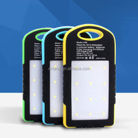 Solar Power Bank Led Waterproof 5000mah