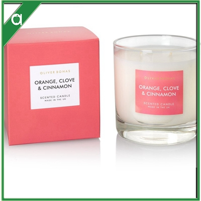 OEM ODM Scented Candle with Private Label