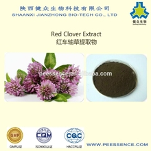 GMP factory supply Red Clover Extract Daidzein 98% CAS:486-66-8 with free sample