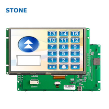 "7 inch TFT LCD Module New Products on China Market for hmi keypad 7"" lcd screen boe 070 rev retail display video screens"