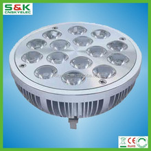 High Power 15W G53 GU10 LED AR111 lamp g53 ar111 led 12v 15w