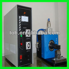 Lithium ion battery electrode welding machine for al on aluminum foil or ni on copper foil