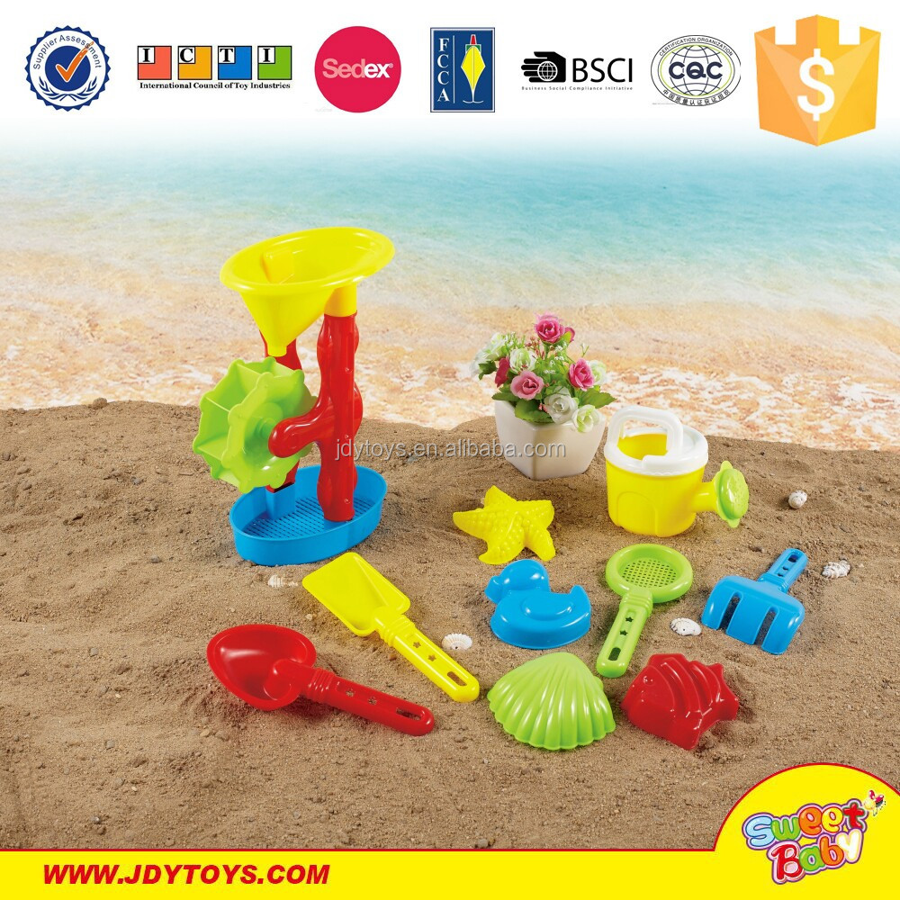 10 PCS New arriva beachl sand toy set for sale