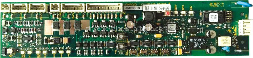 Schindler Elevator PC Board 594100