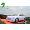 Large Vivid Customized Advertising Decorate Inflatable Helium Flying Car Model Balloon