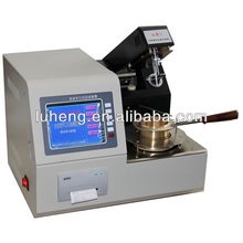 Automatic Cleveland Open Cup Flash & Fire Point Analyzer for Petroleum Products