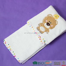 soft 100% polyester coral baby blanket with knitted patterns for wholesale, baby blanket