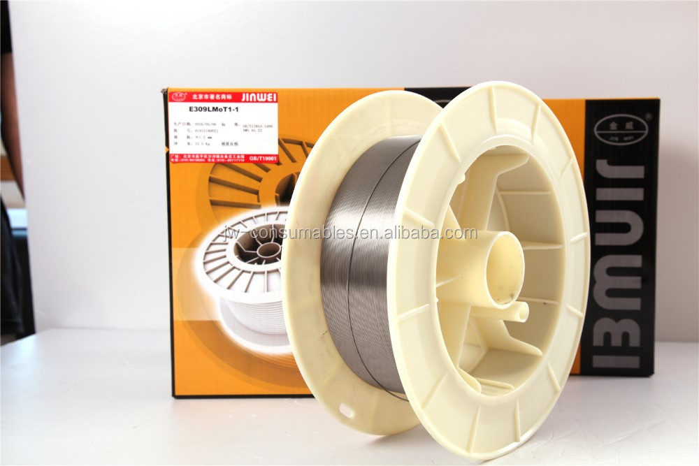 Cost effective and high quality flux cored solder welding wire
