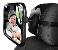 wholesale baby & mom rear facing back seat infant mirror