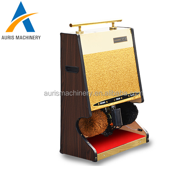 coin operated shoe upper polish machine,shoe polishing machine,shoe polisher