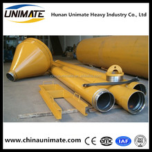 Trade Assurance Manufacturer Tremie Pipe concrete pump pipe Construction engineering Tremie Pipes