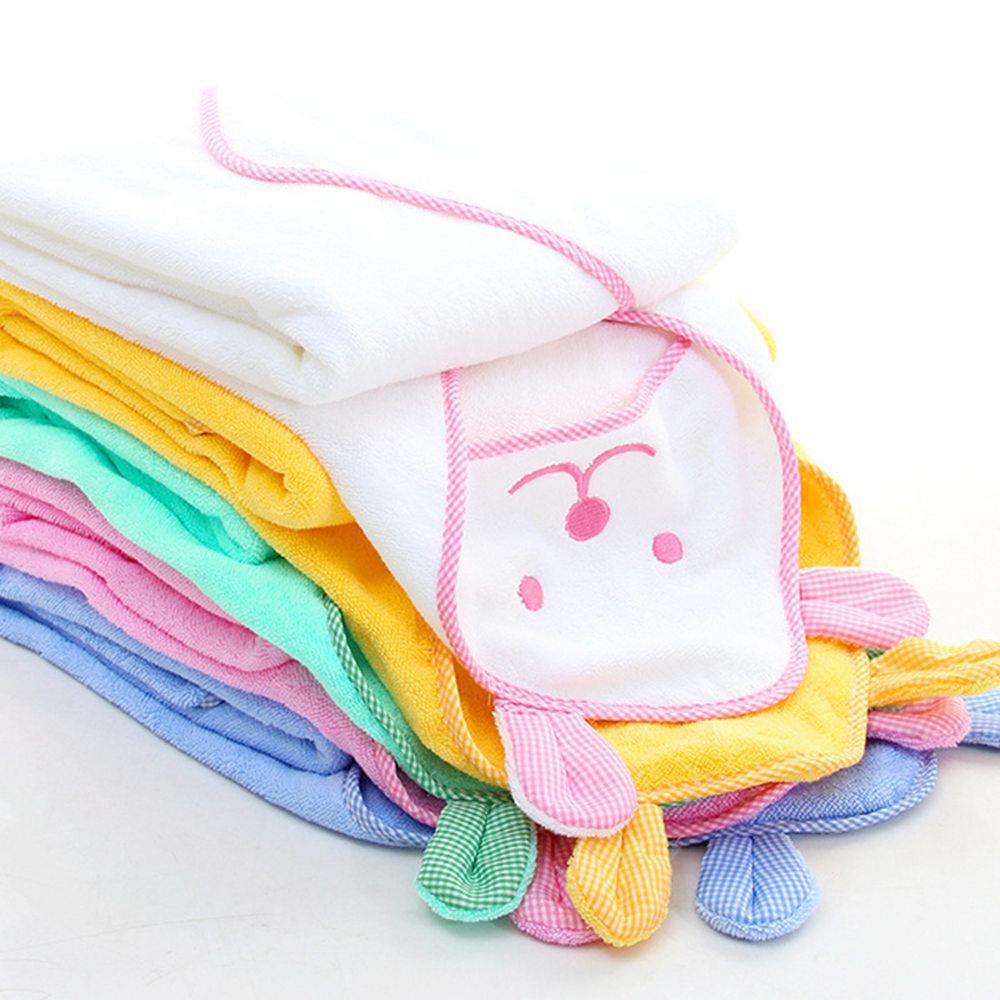 Hot sale baby hooded towel organic cotton 100%