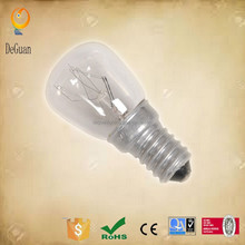 Hot sale product Incandescent indicator light bulbs ST26 E14S bulbs 300degree oven light bulb