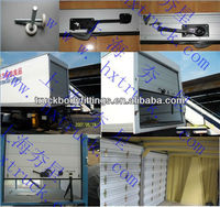 truck heat retaining roll up door