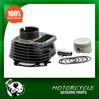 Hot sell Qianjiang motorcycle 150cc cylinder block kit with gasket piston kit
