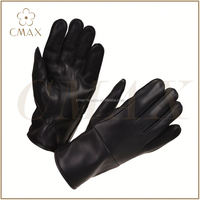 Fashionable boys sports leather gloves