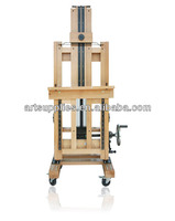 Studio Double Rocker Easel for artist wooden artist easel easel drawing stand