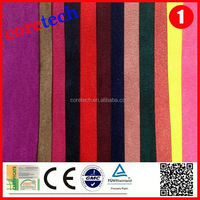 Washable soft wicking suede fabric factory
