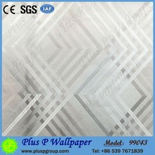 Plus P wallpaper manufacturers usa vinyl wallpaper for restaurant decoration