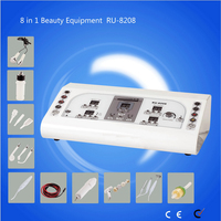 electronic beauty product 8 in 1 Multifunction Beauty Equipment Cynthia RU 8208