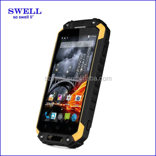 2016 huge market X8 rugged smartphone IP68 waterproof 4.7 inch gps walkie talkie runbo x5 waterproof mobile phone