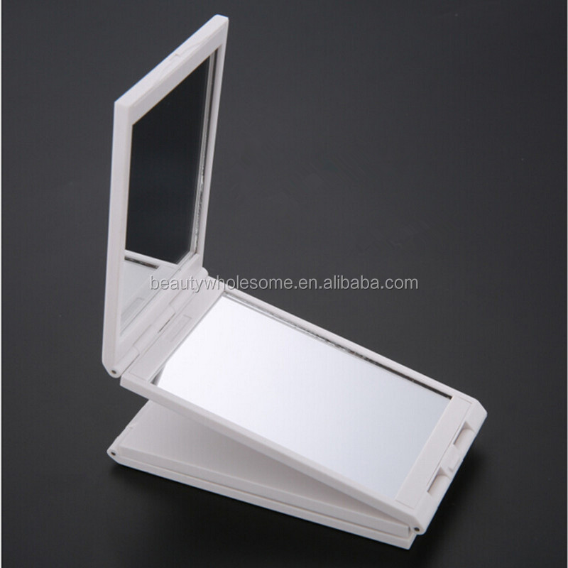 T0C Promotional Compact 4 Folds Mirror Foldable Makeup Mirror