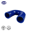 silicone heat resistant/1 inch rubber water hose pipe/u shape rubber radiator hose - f