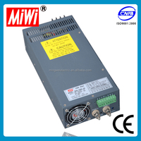 SCN 100% original 1000W 12v 13.5v 15v 24V 27v 48v 1000w high efficient Supplies switching power transformer