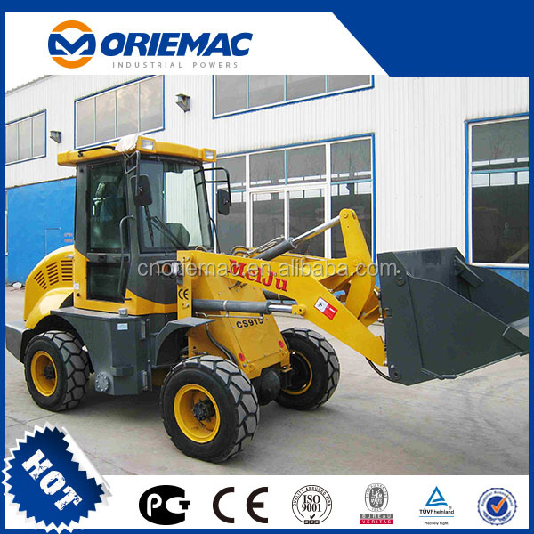 China 910/920 Mini Wheel Loader 2 tons for sale tier wheel loader