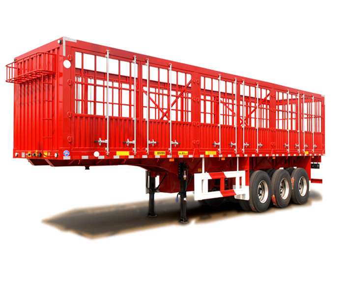 2017 New 3 Axle Cargo Transportation