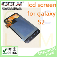 new products on China market touch screen digitizer assembly for samsung galaxy s2, lcd display replacement for samsung s2